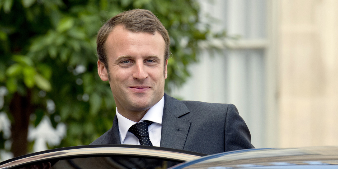 Son Kamuoyu Arastirmasina Gore Emmanuel Macron Fransa Cumhurbaskani Secilecek Arti33