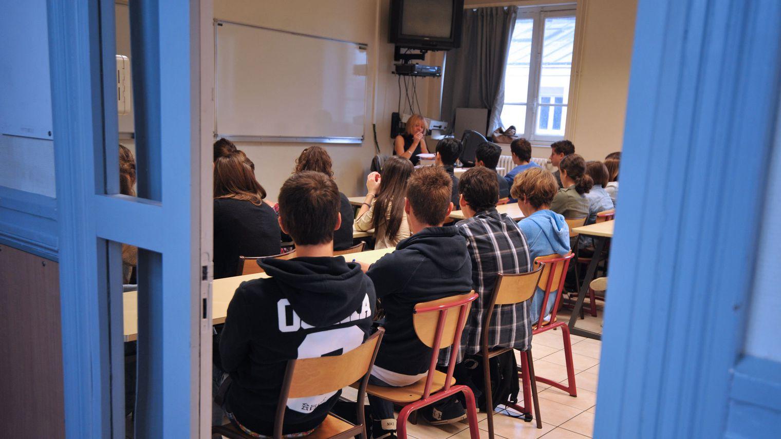 Montpellier : la mixit sociale l emporte au collge Las-Cazes - Le College las cazes photos classe